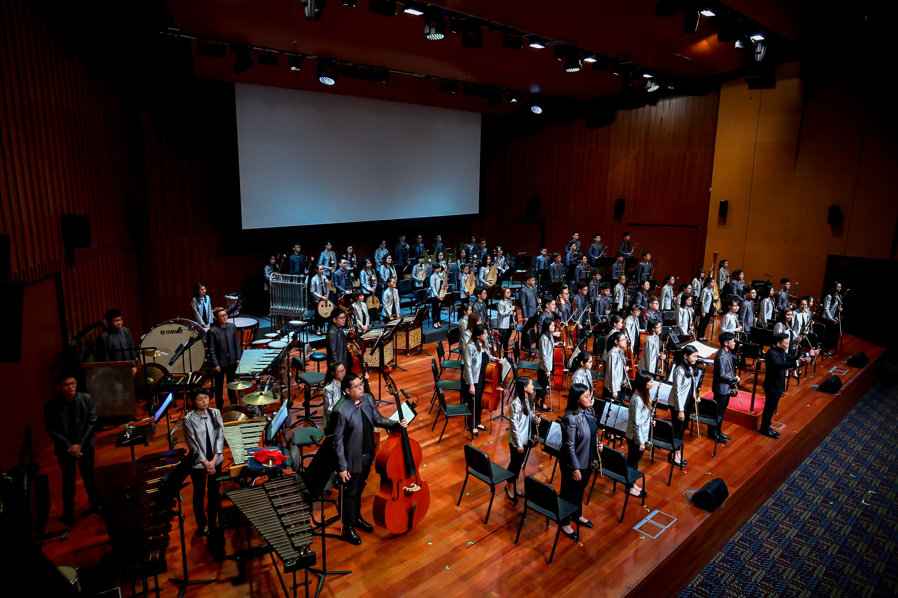 SNYCO Annual Concert: Exuberance of Youth IV